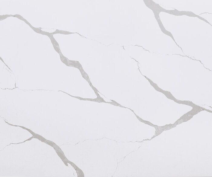 Calacutta Primo Quartz - Slab Image - Natural Quartz Range