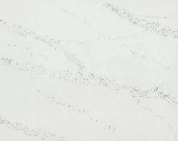Statuario Quartz - Slab Image - Natural Quartz Range
